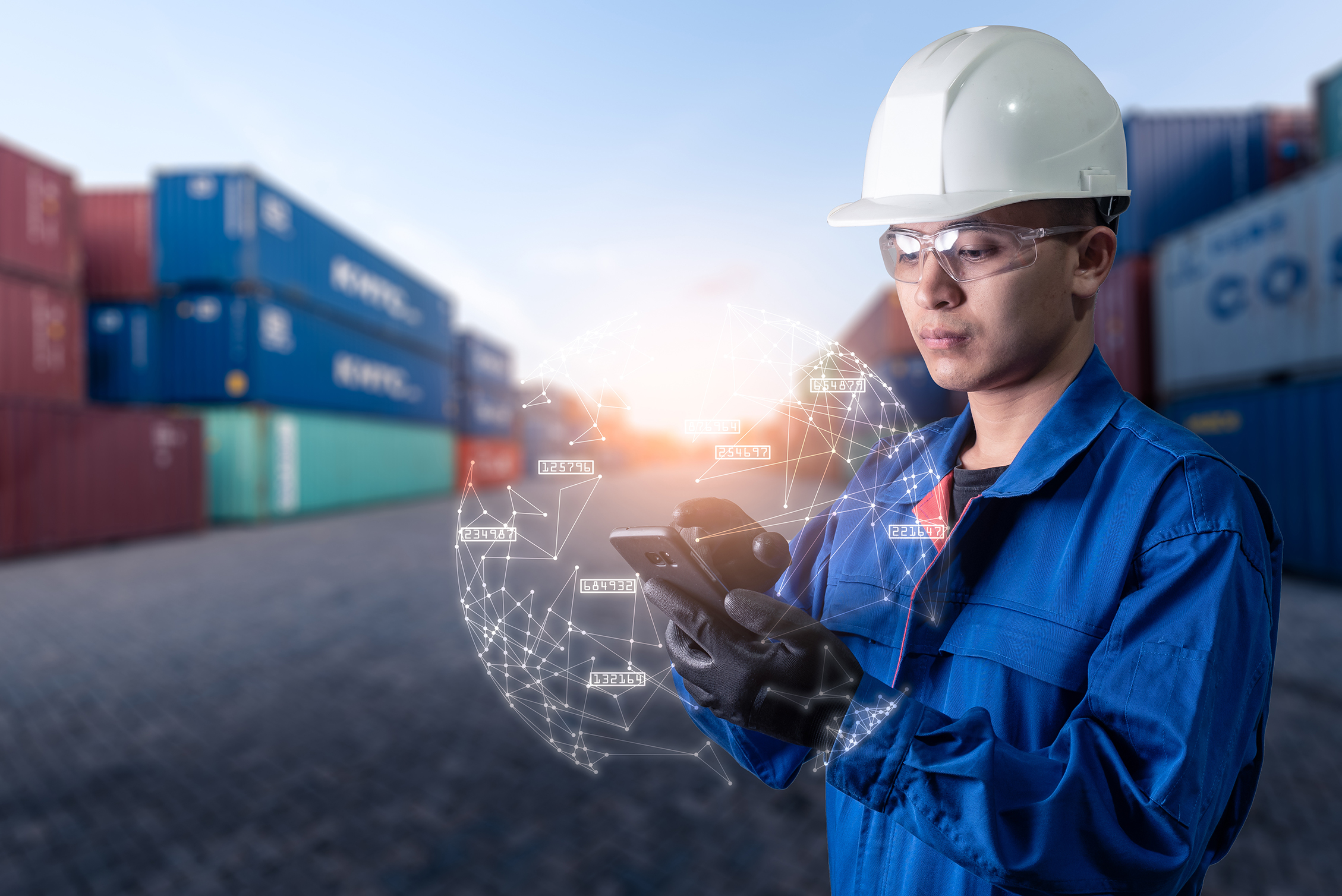 Supply Chains: Visibility and Real-time Analytics Create Resilience